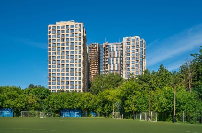 ЖК Дом Серебряный Бор, обзор жилого комплекса