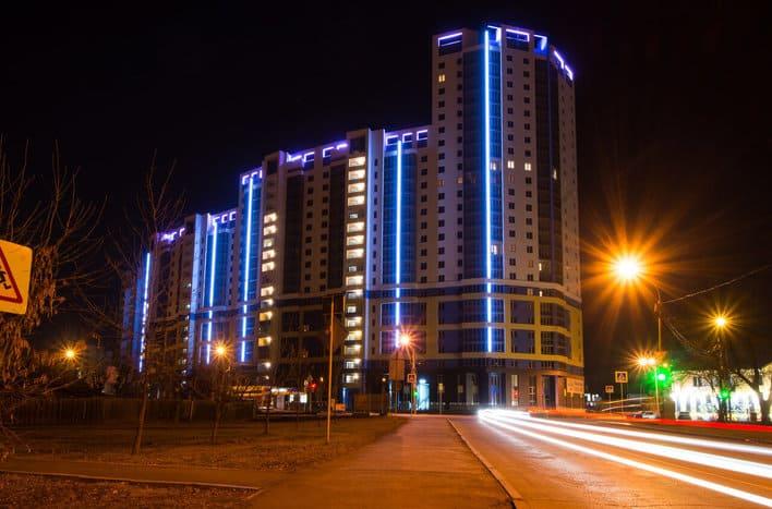 Квартира на Чугуновой