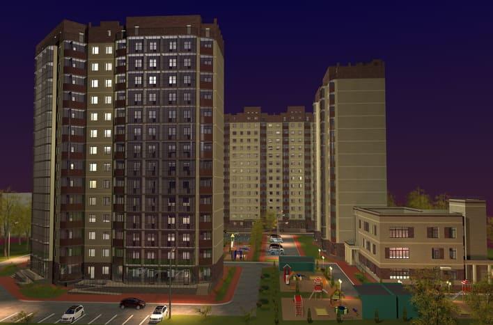 Квартира на Кирпичной, фото