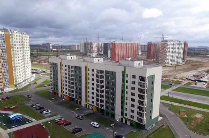 Квартира на Маресьева