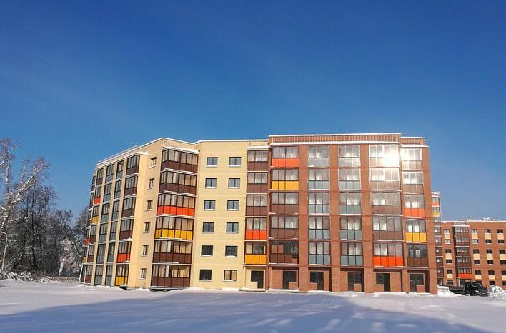 Квартира на Московской улице, фото
