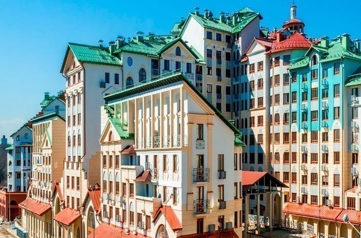 Квартира на Рябиновой улице от застройщика
