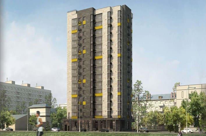 Квартира на Софьи Ковалевской, новостройка