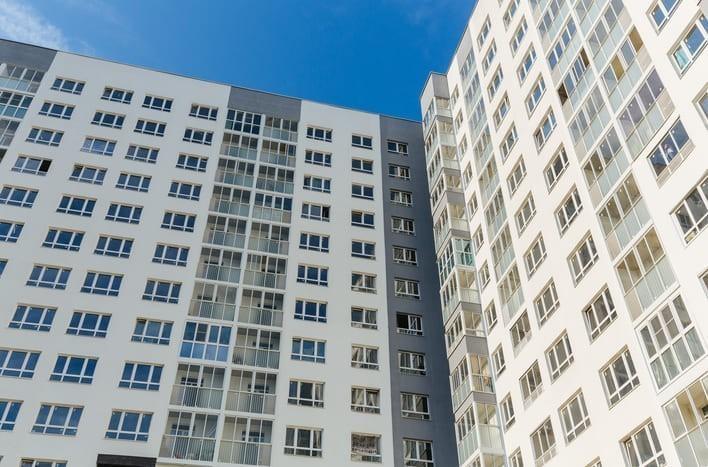 Квартира на улице Поляны в Москве