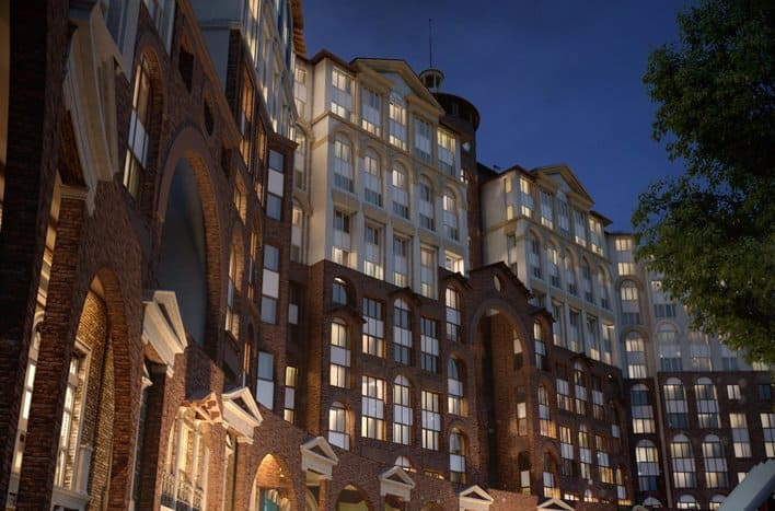 Квартира на Вишневой улице, вторичка
