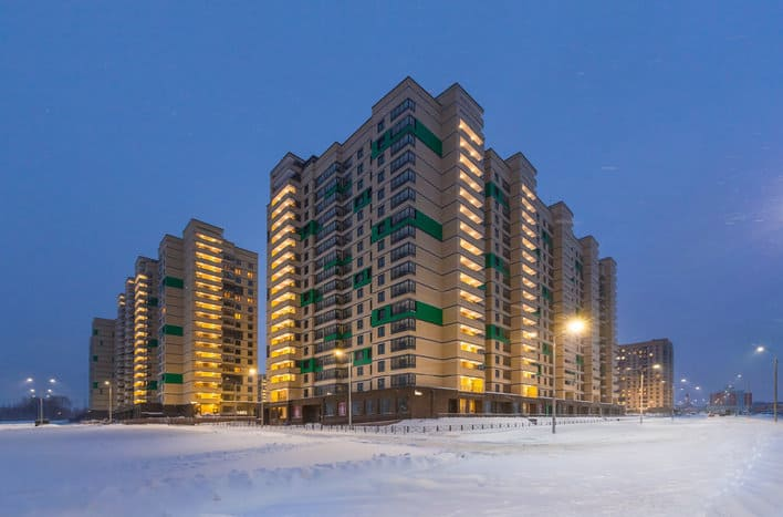 Квартира на Волковском шоссе
