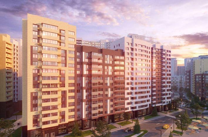 Квартира около МКАД рядом с Москвой