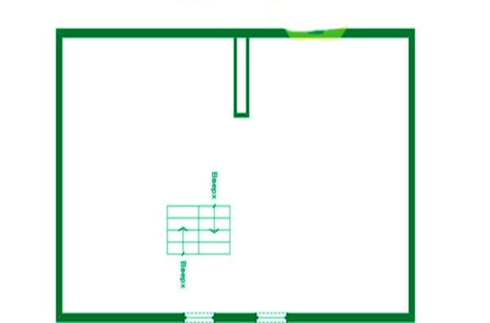 План квартиры 3 этаж