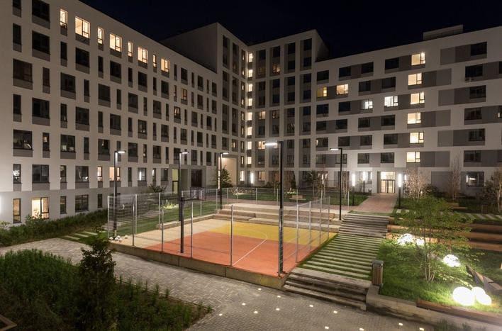 Квартира в Ермолино в новостройке
