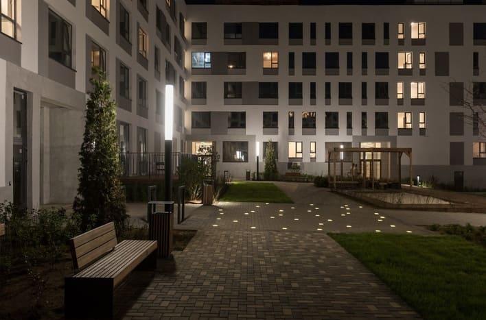 Квартира в Ермолино, планировки