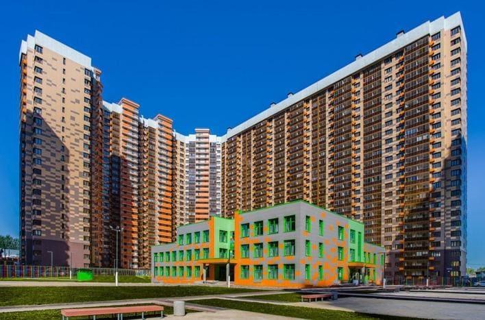 Квартира в Одинцовском районе, новостройка