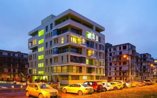большой выбор квартир