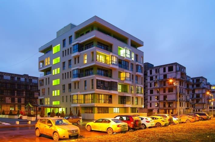 Квартира в Шереметьево в новостройке