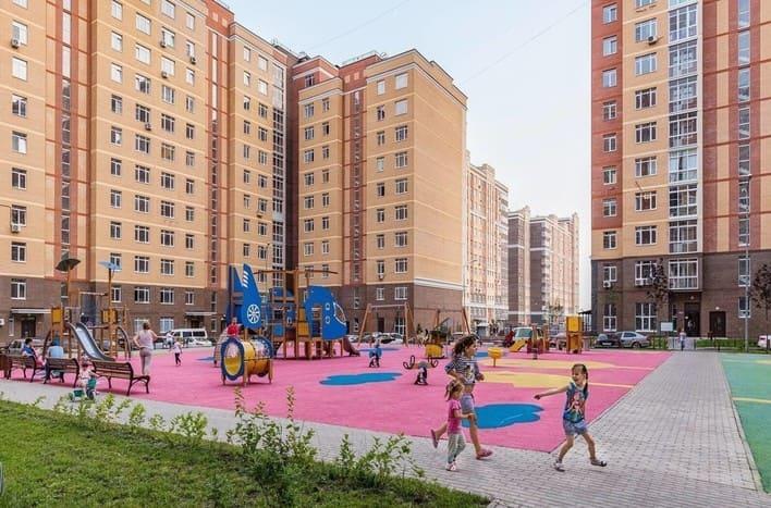 Квартира в Солнечном, новостройка
