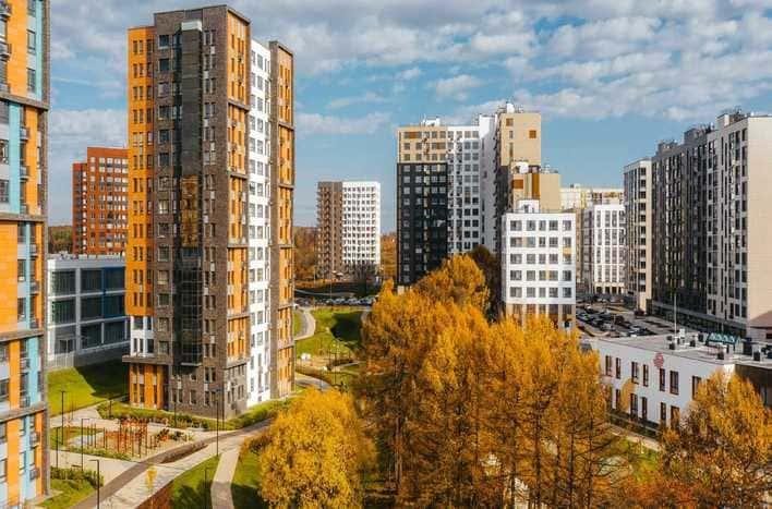 Новостройка в Коммунарке в Москве