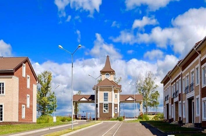Новостройка в Домодедово от застройщика