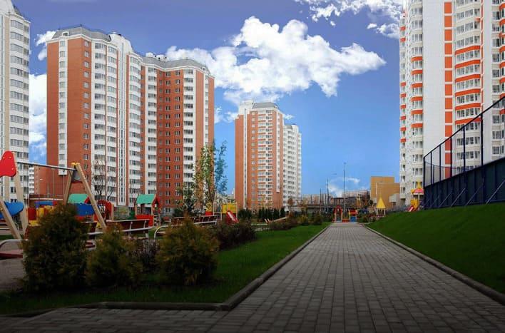 Новостройка в Некрасовке, официальный сайт