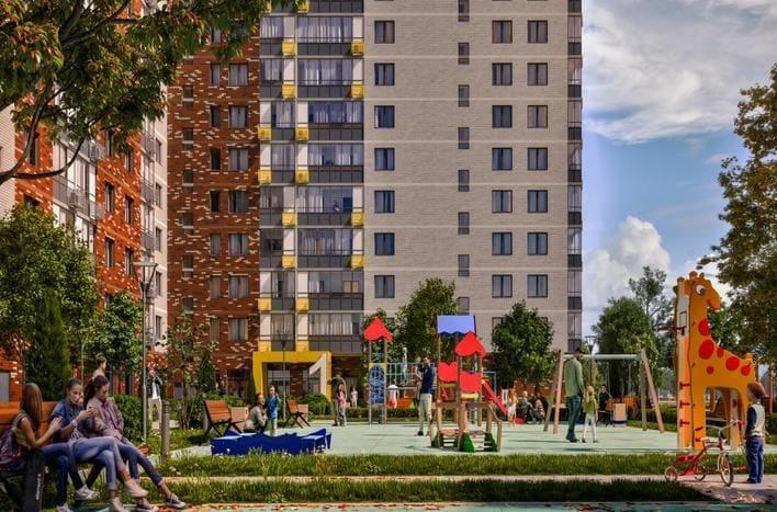 Новостройка в Новомосковском АО Москвы