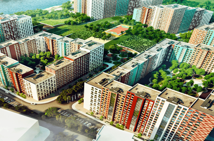 Новостройка в Сапроново
