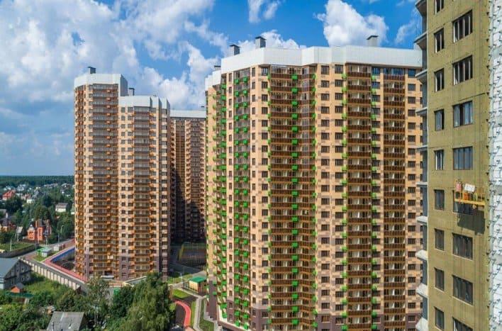 Сколковский UP-квартал, цены на квартиры