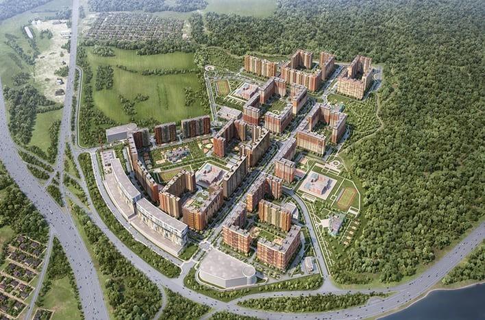 ЖК Томилино парк, цены на квартиры