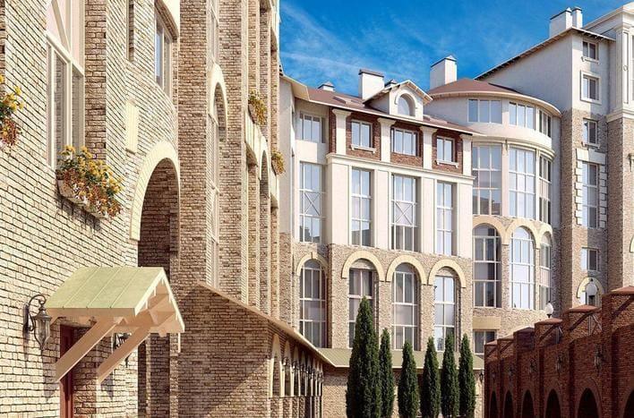 ЖК Римский, квартиры с отделкой