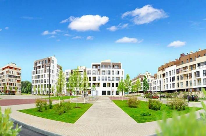 Загородный квартал, цены на квартиры