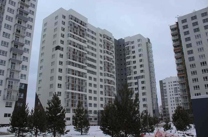 ЖК Белые Ночи, квартиры с отделкой