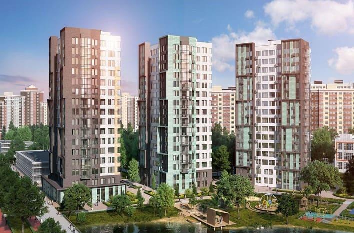 ЖК Москва А101, квартиры с отделкой