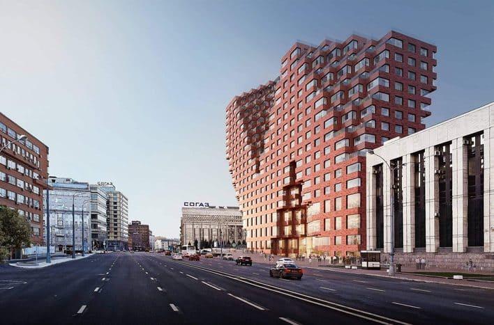 Апартаменты на Красных воротах