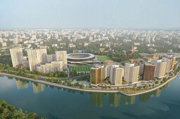 Квартира на Дубровке в Москве