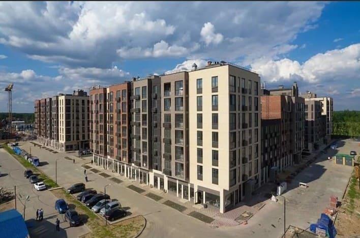 Квартира бизнес-класса на Минском шоссе