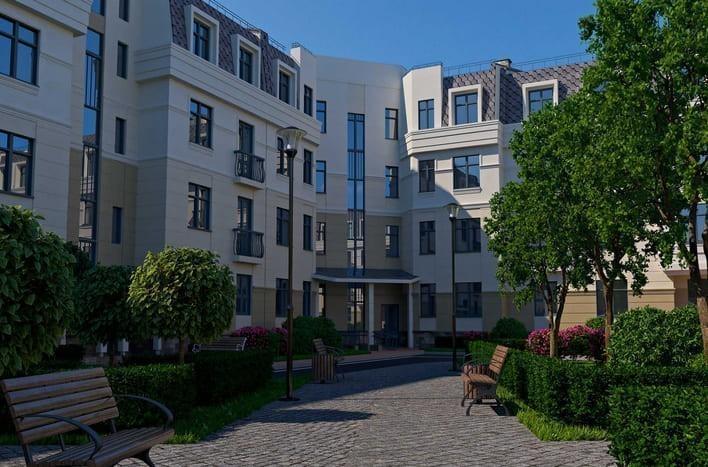 Квартира на Парковой улице, планировки
