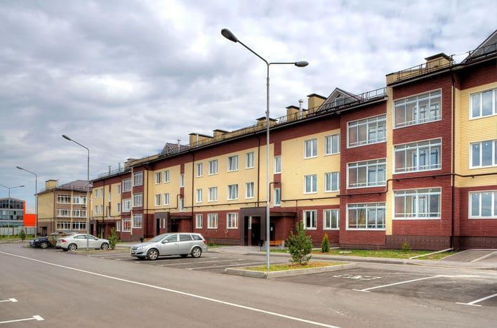 Квартира в Исаково