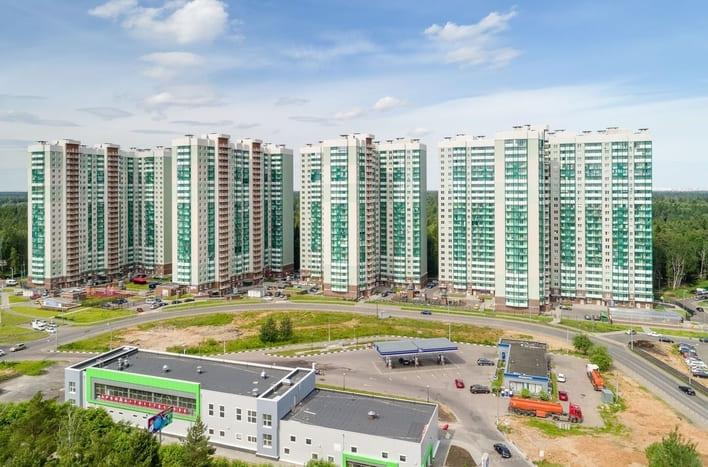 Квартира в Красногорске, вторичка