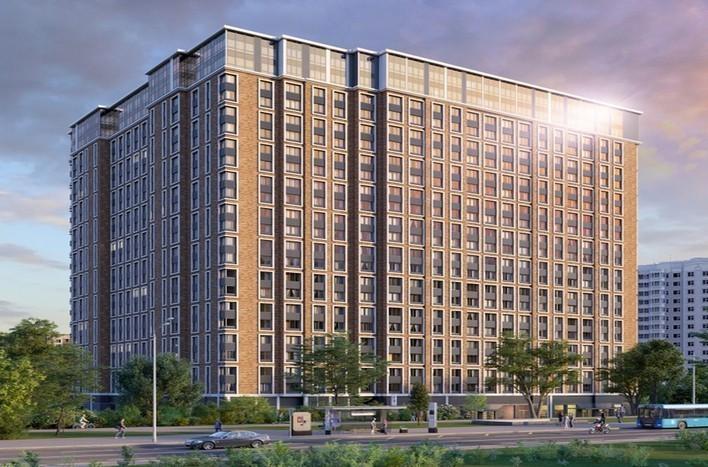 Некдорогая квартира в Люблино в Москве