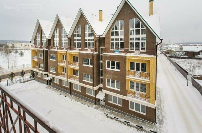 Квартира в Поселке Горки