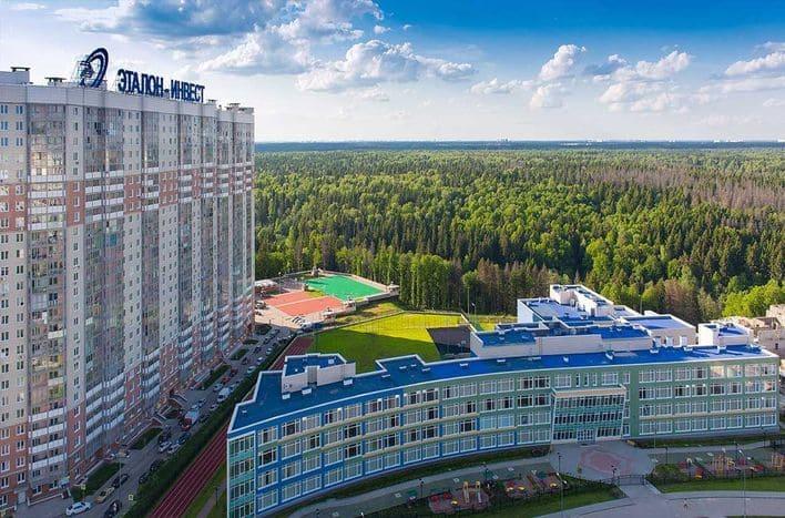 Новостройка в Красногорске, цены, ипотека