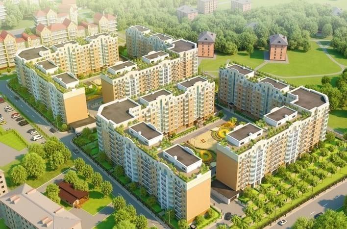 Новостройка в Московской области, ипотека