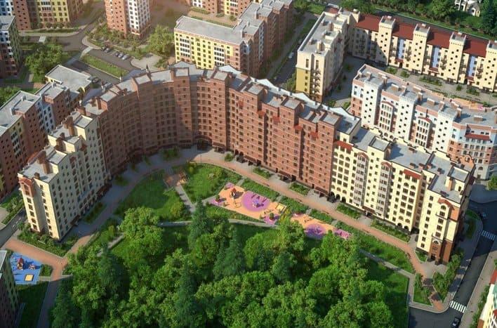 Новостройка в Сабурово, квартиры