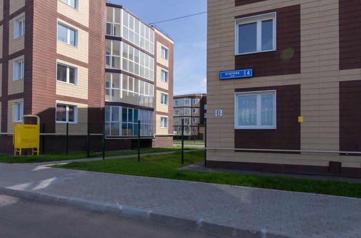 ЖК Катуар, квартиры с отделкой