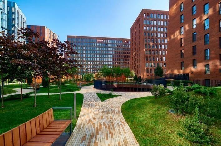 ЖК Садовые кварталы, цены на квартиры