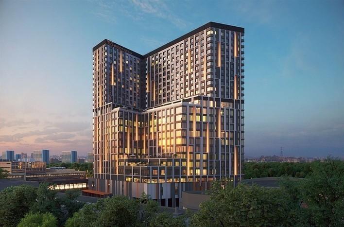 Апарт-отель Yes Технопарк, планировки