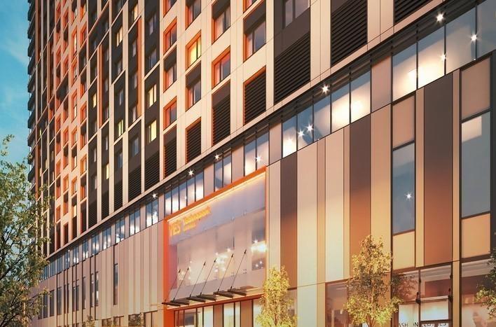 Апарт-отель Yes Технопарк, апартаменты
